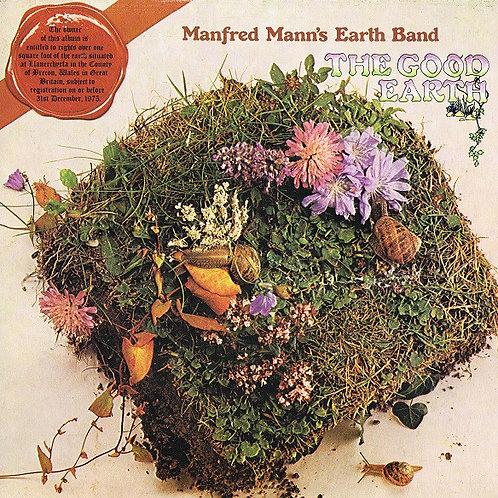 MANFRED MANN´S -THE GOOD EARTH CD