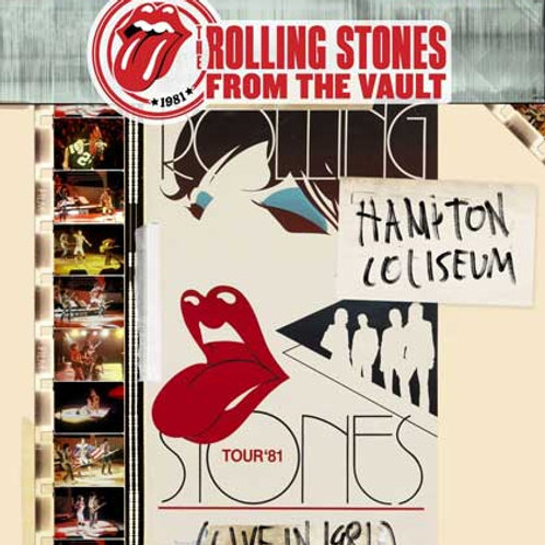 THE ROLLING STONES - RAMPTON COLISEUM DVD