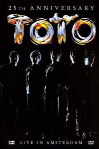 TOTO - ANNIVERSARY DVD