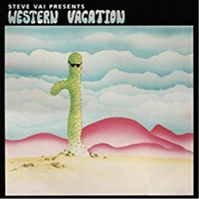 STEVE VAI - PRESENTS WESTERN VACATION CD
