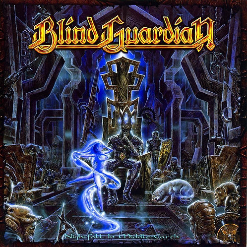BLIND GUARDIAN - NIGHTFALL IN THE MIDDLE EARTH CD