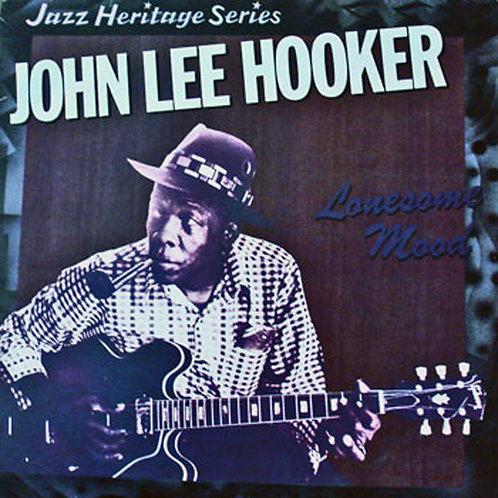 JOHN LEE HOOKER - LONESOME MOOD LP