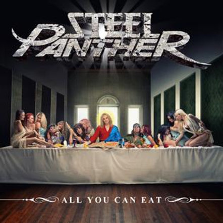 STEEL PANTHER - ALL YOU CAN EAT CD
