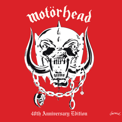 MOTORHEAD - 40TH ANNIVERSARY EDITION CD