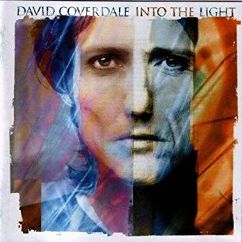 DAVID COVERDALE - INTO THE LIGHT JAPAN VERSION CD