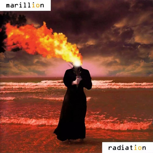MARILLION - RADIATION CD