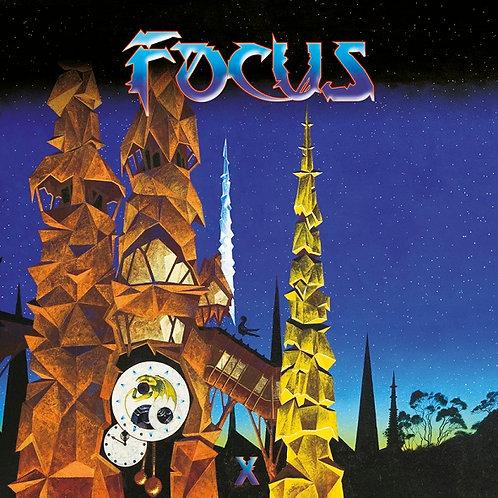 FOCUS - X CD