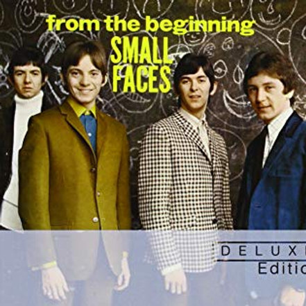 FROM THE BEGINNING - SMALL FACES DUPLO CD