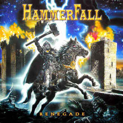 HAMMERFAL - RENEGADE CD
