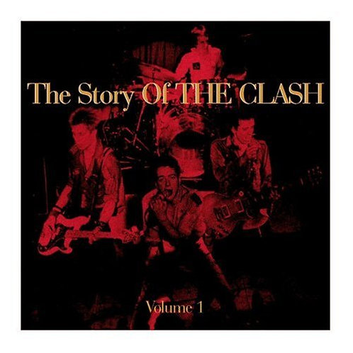 THE STORY OF THE CLASH - VOL 1 CD