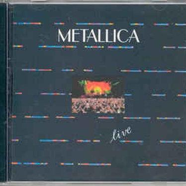 METALLICA LIVE CD