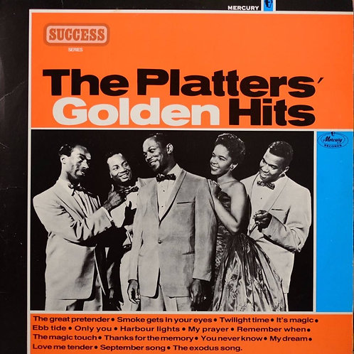THE PLATERS - GOLDEN HITS LP