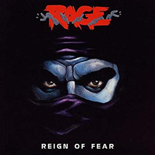RAGE - RAIGN OF FEAR CD