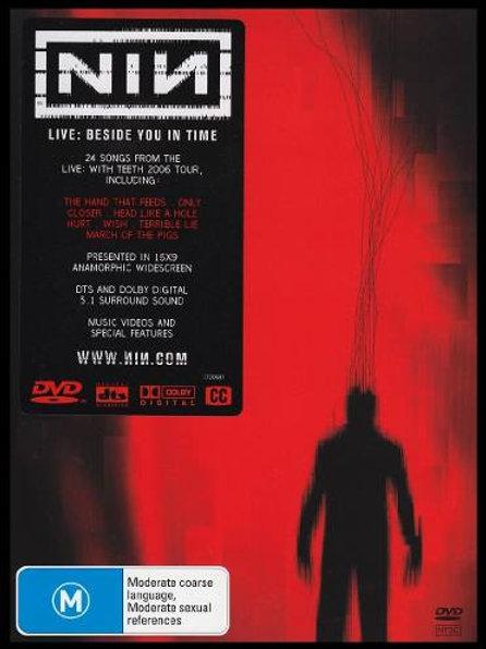 NIN - LIVE: BESIDE YOU TIME DVD