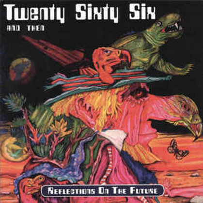 TWENTY SIXTY SIX - REFLECTIONS ON THE FUTURE CD