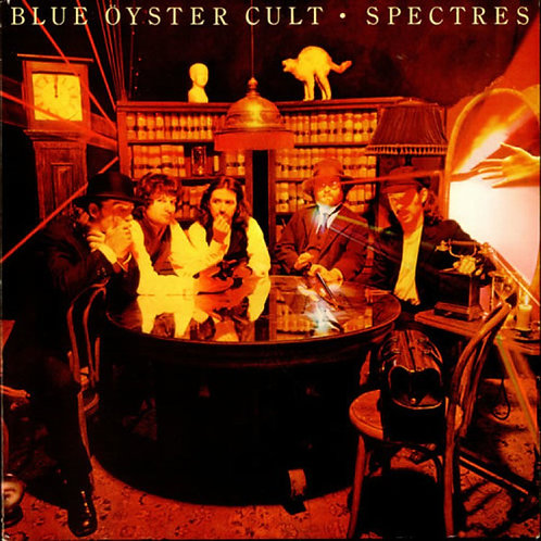 BLUE OYSTER CULT - SPECTRES CD