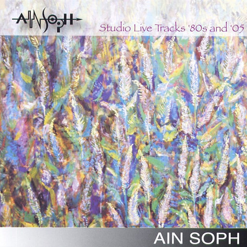 AIN SOPH - STUDIO LIVE TRACKS 80s AND 05 CD