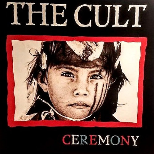 THE CULT - CEREMONY CD