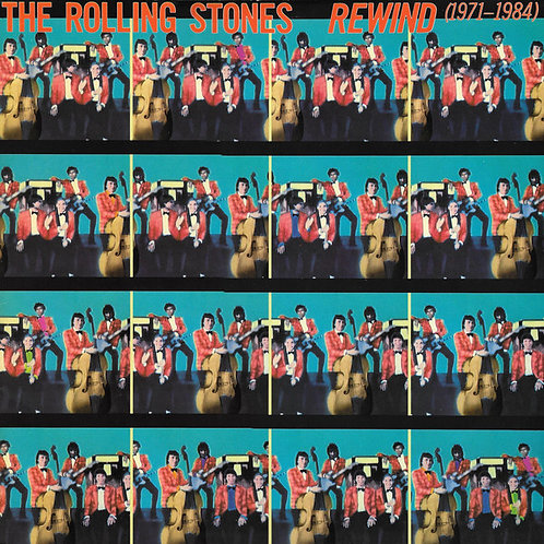THE ROLLING STONES - REWIND LP