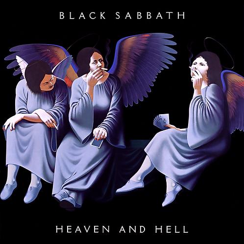 BLACK SABBATH - HEAVEN AND HELL CD