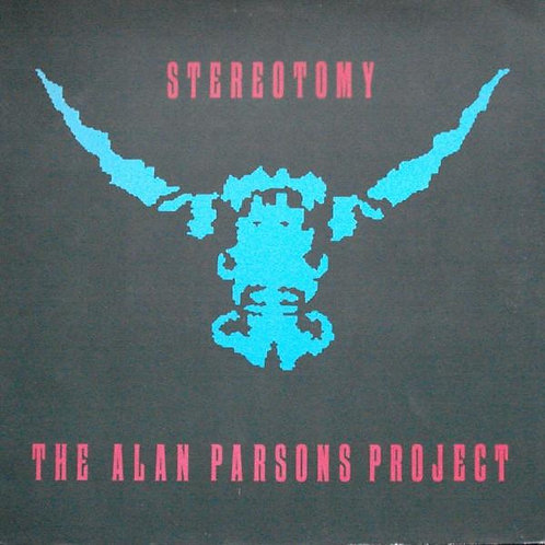 STEREOTOMY - THE ALAN PARSONS PROJECT LP