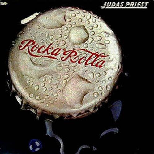 JUDAS PRIEST -ROCK A ROLLA CD