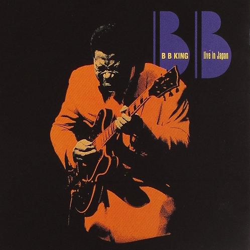 B.B.KING - LIVE IN JAPAN CD