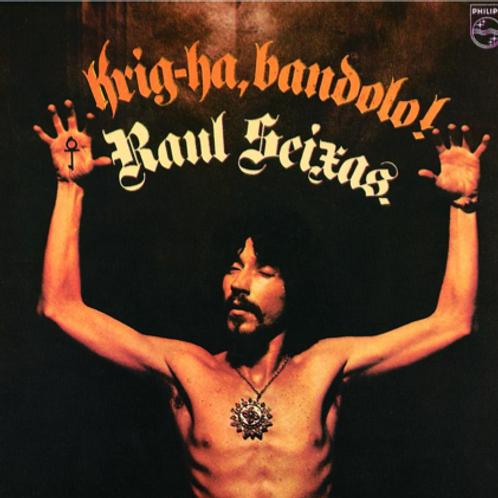 RAUL SEIXAS - BRIG-HA BANDOLO CD