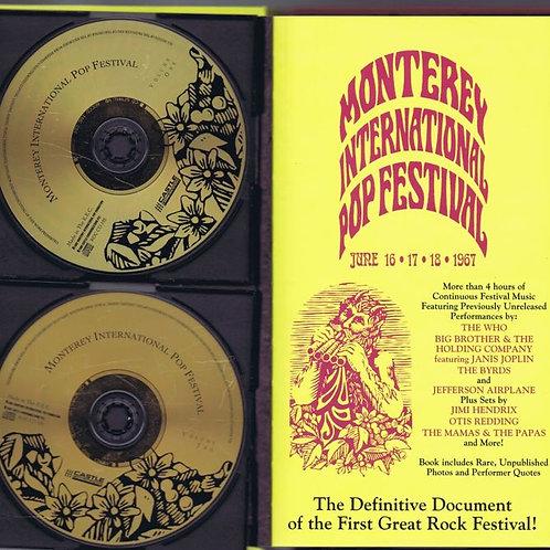 MONTEREY INTERNATIONAL POP FESTIVAL BOX SET