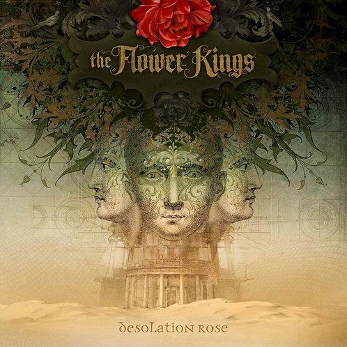THE FLOWER KINGS - DESOLATION ROSE CD