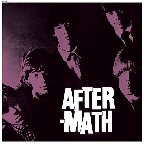 THE ROLLING STONES - AFTER MATH REMASTERED CD