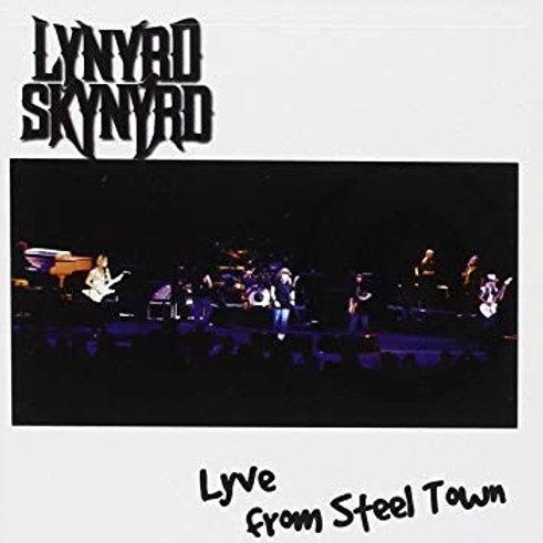 LYNYRD SKYNYRD - LIVE FROM STEEL TOWN DUPLO CD