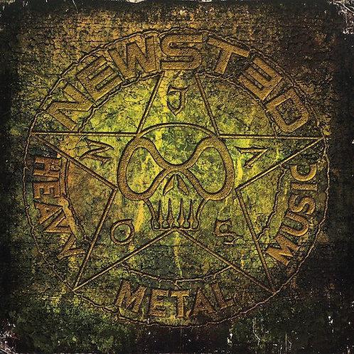 HEAVY METAL MUSIC - NEWSTED CD DIGIPACK
