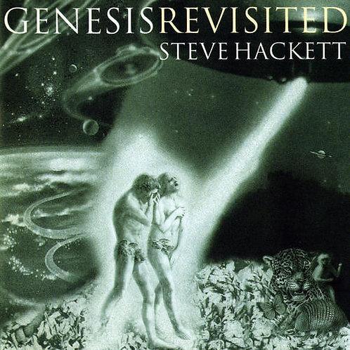 STEVE HACKETT - GENESIS REVISITED CD DIGIPACK