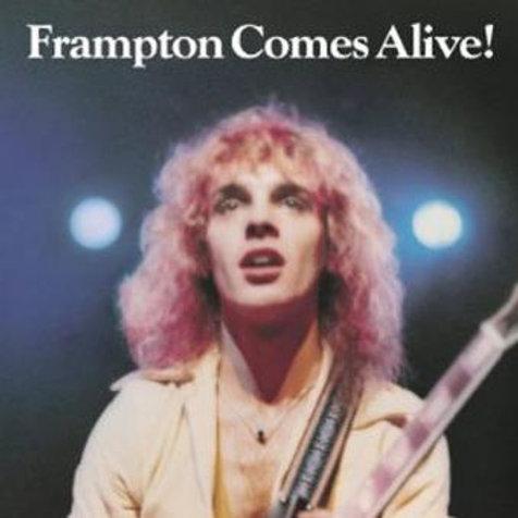 FRAMPTON - COMES LIVE! CD
