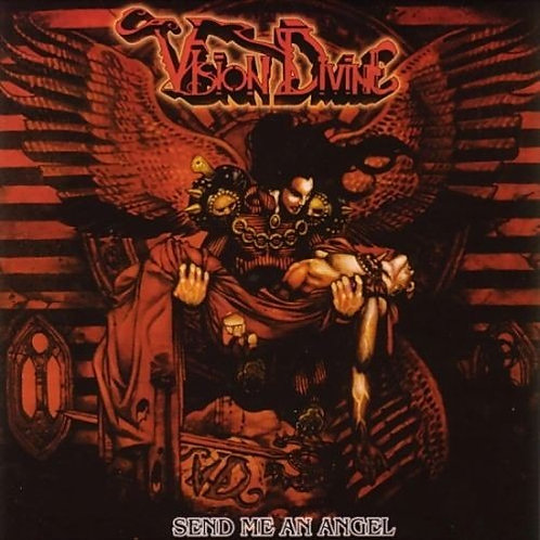 VISION DIVINE - SEND ME AN ANGEL CD