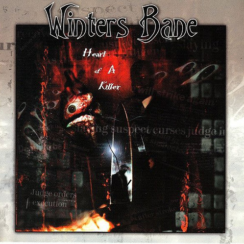 WINTERS BANE - HEART OF A KILLER DUPLO CD