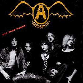 AEROSMITH - GET YOUR WINGS CD