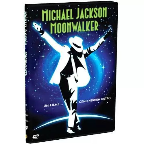 MICHAEL JACKSON - MOONWALKER DVD