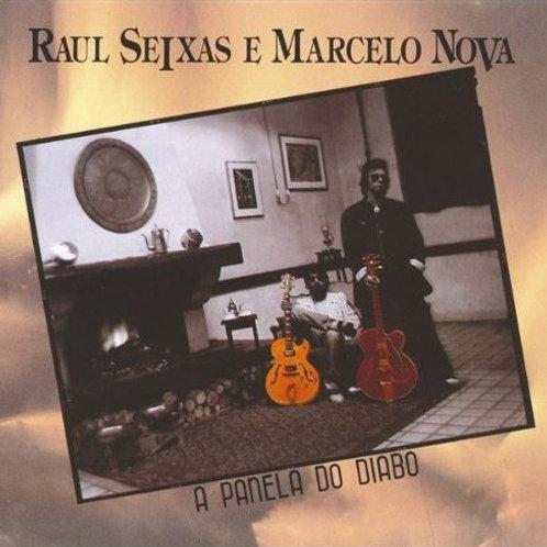 RAUL SEIXAS - A PANELA DO DIABO CD