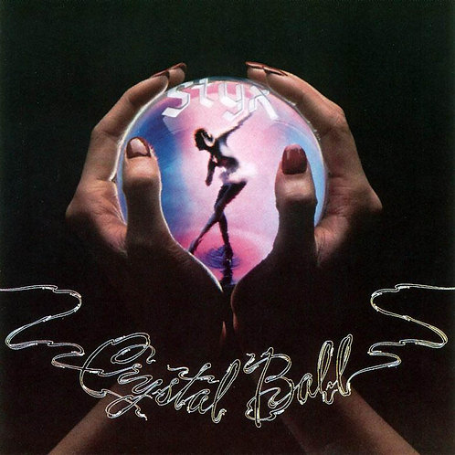 STYX - CRYSTAL BALL LP