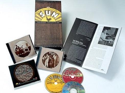 THE SUN RECORDS COLLECTION CD BOX SET
