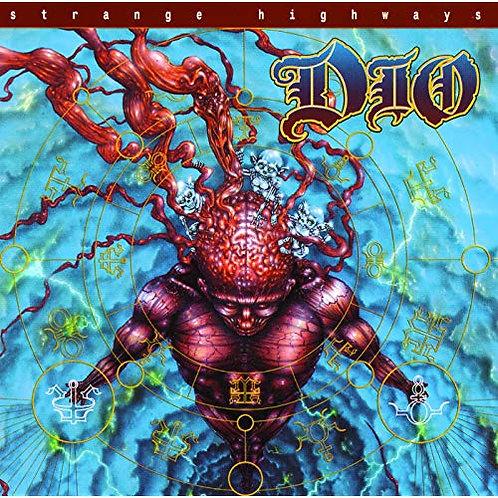 DIO - STRANGE HIGHWAYS CD