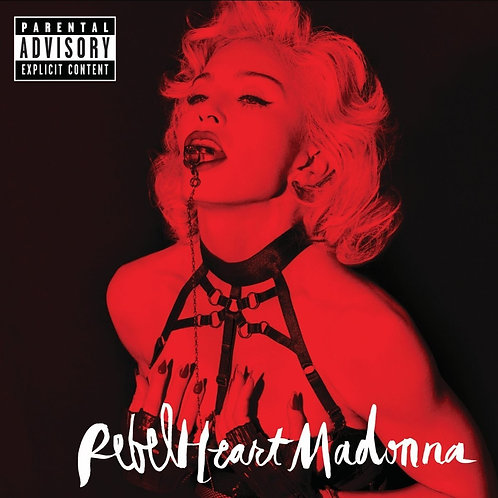 MADONNA - REBEL HEART DUPLO CD