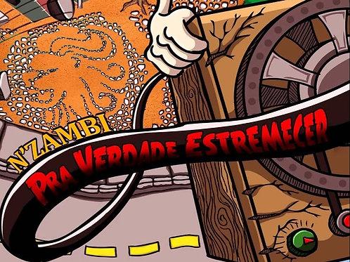 N´ZAMBI - PRA VERDADE ESTREMECER CD