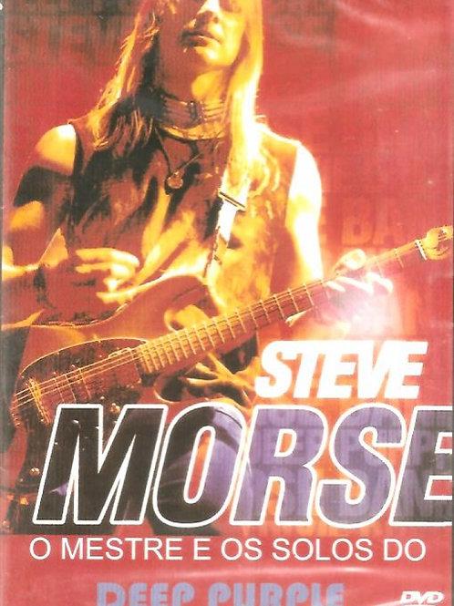 STEVE MORSE - O MESTRE E OS SOLOS DO DEEP PURPLE DVD