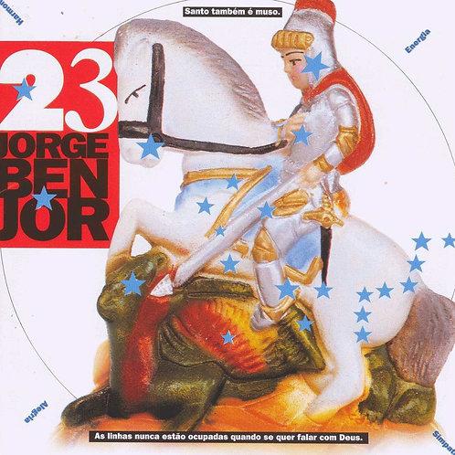 JORGE BEN JOR 23 CD