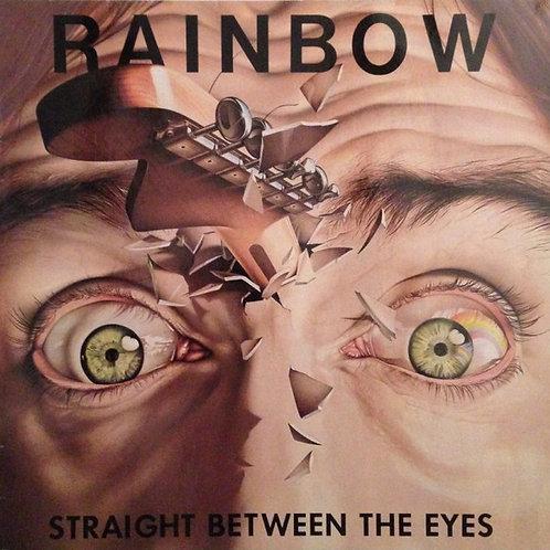 RAINBOW - STRAIGHT BETWEEN THE EYES LP