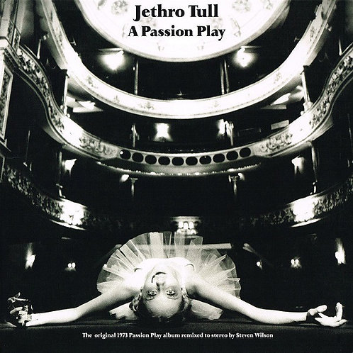 JETHRO TULL - A PASSION PLAY LP