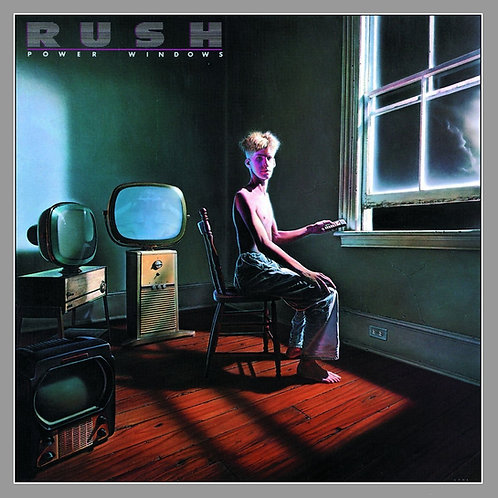 RUSH - POWER WINDOWS LP